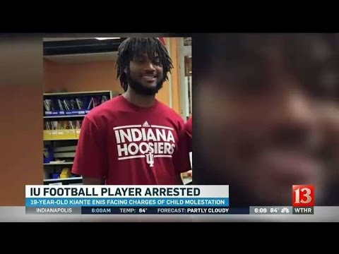 UPDATE: Kiante Enis arrest
