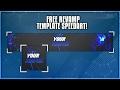 Free Revamp Template Speedart! | Sub To The Winners Of The Contest [37]