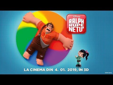 Ralph rupe netu' (Ralph Breaks The Internet) - Spot 30 - Princesses - dublat - 2019