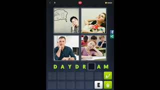 4 Pics 1 Word Level 3801 to 3900 Answers