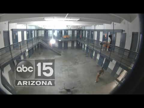 Surveillance Video Shows 2017 Murder At Lewis Prison