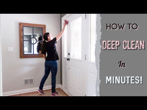 SPEED DEEP CLEAN | CLEANING MOTIVATION | HOW TO CLEAN A DYSON HUMIDIFIER
