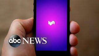 14 women sue Lyft over driver conduct | ABC News