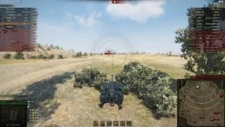 AMX 13 F3 AM, Степи, Стандартный бой