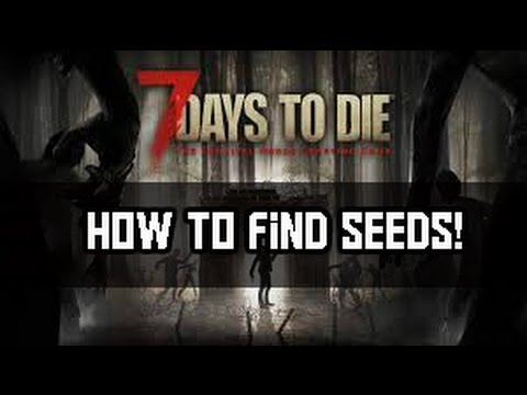 Days to die console seeds info how to find seeds youtube