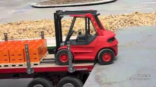 RC-Forklift working