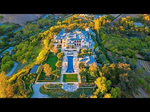 America's Largest Mega Mansions!