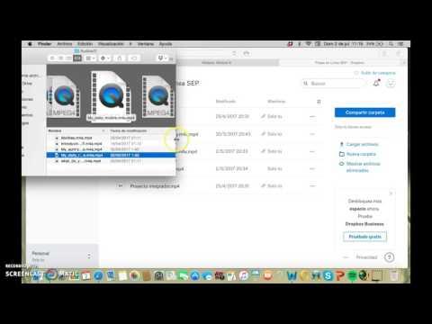¿Cómo subir y compartir audio en Dropbox?