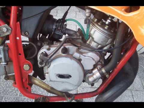 Preparacion rieju rr youtube for Electric motor repair reno nv