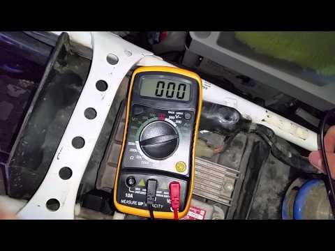 Xl600r stator test?? - YouTube