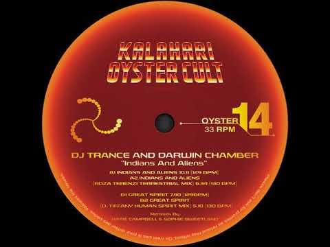DJ Trance & Darwin Chamber - Great Spirit [Kalahari Oyster Cult] Mp3