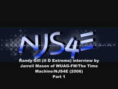 Interview with Randy Gill -- Part 1