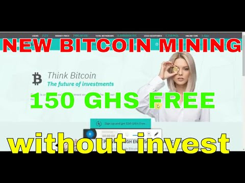 NEW CLOUD MINING SITE 150 GHS SINIUP BONOUS (WITHOUT INVESTMENT)