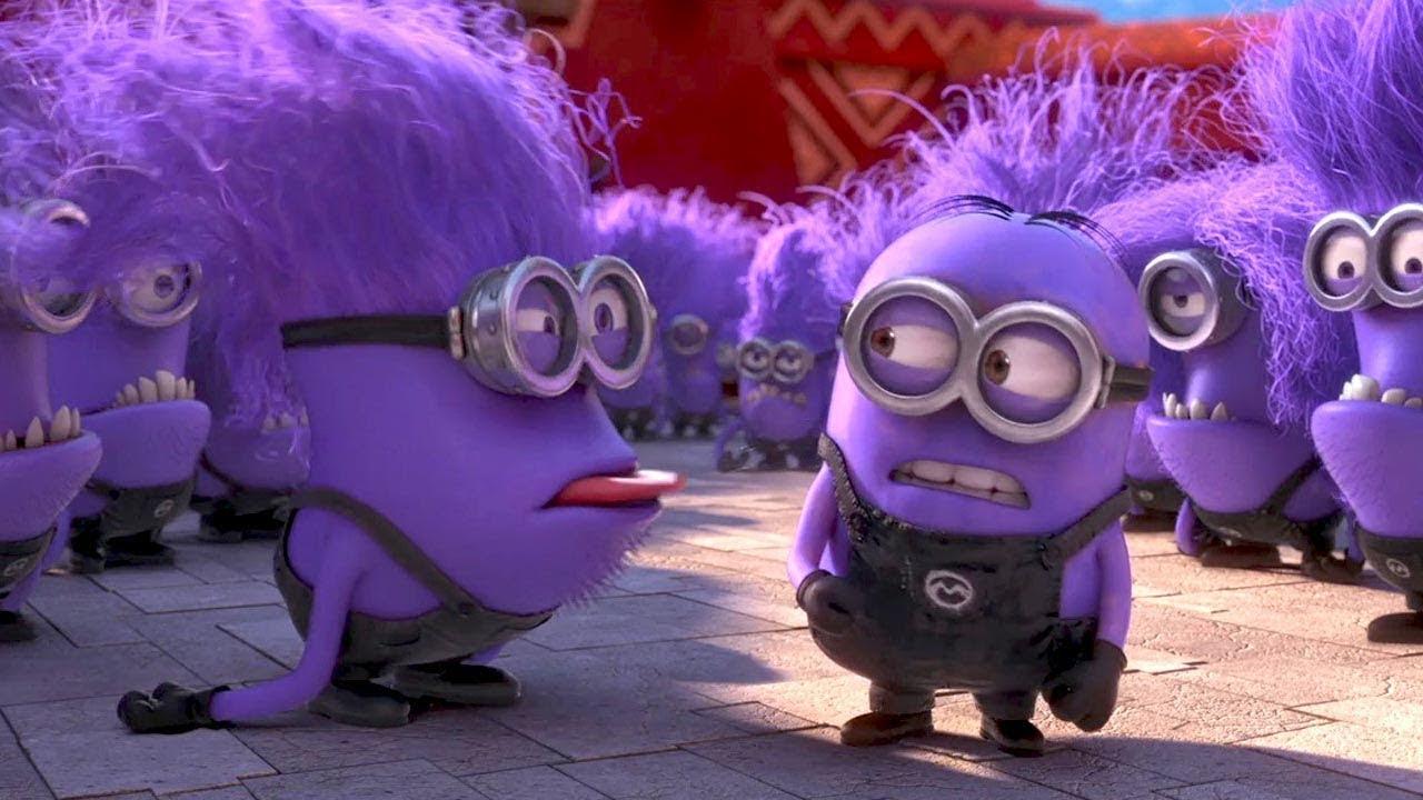 Download Evil Minions Attacks Scene - Despicable Me 2 - Full HD
