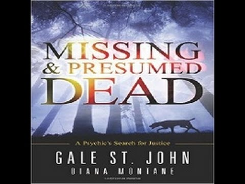 Psychic Detective Gale St. John