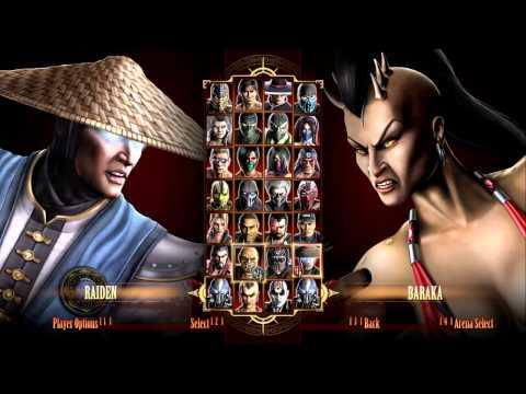 Мальборо. Ночные Битвы с Другом в Mortal kombat komplete edition