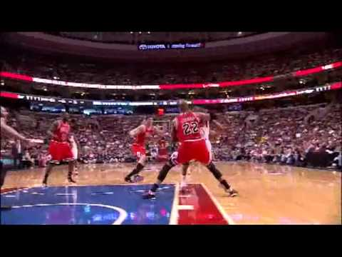 Thad Young 2011/12 Season Highlights