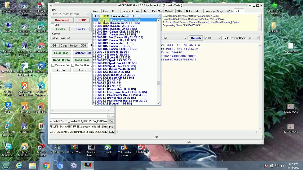 Oppo Cph1801 Prog Emmc Firehose