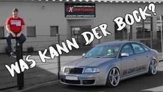 OK-Chiptuning - Audi RS6 Limo | mal ein paar Zeiten messen.....