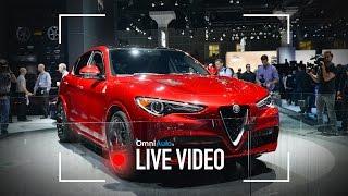 Alfa Romeo Stelvio Quadrifoglio | Salone di Los Angeles 2016