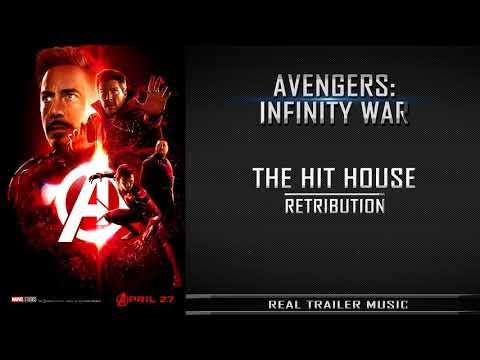 Avengers: Infinity War - Out of Time -TV Spot Music | The Hit House - Retribution