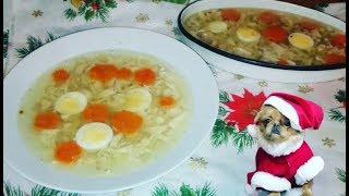 Рецепт: Холодец из курицы на праздничный стол👌💟