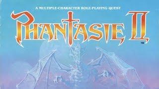 Phantasie II (AtariST) - Session 1