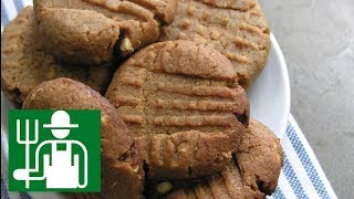 Easiest Keto Cookies Ever! | Peanut Butter Cookie |  Low-carb Dessert