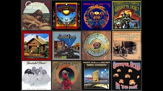 Ranking the Studio Albums: Grateful Dead