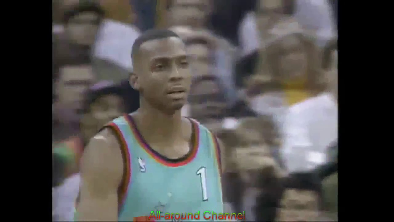 Penny Hardaway 18 Pts 7 Ast 1996 All-Star Game. - YouTube 887e8891b