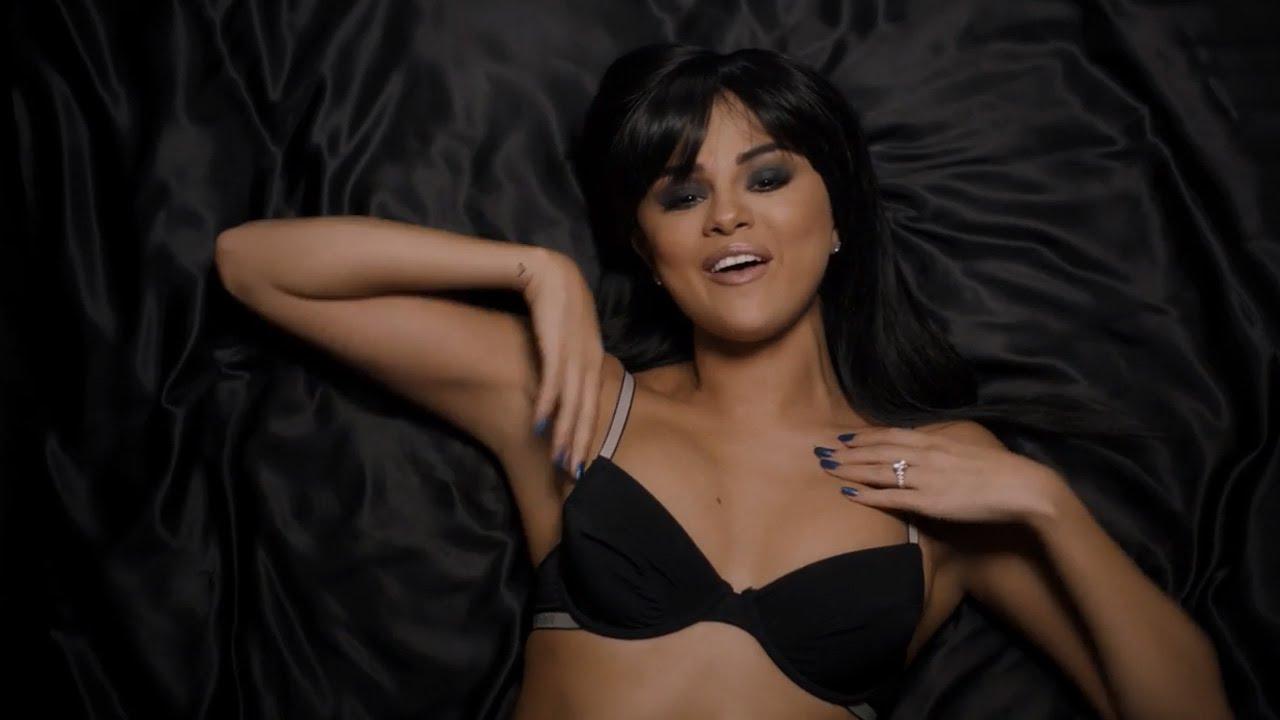 Selena Gomez Strips Down For Sexy 'Hands To Myself' Video Sneak Peek! - YouTube