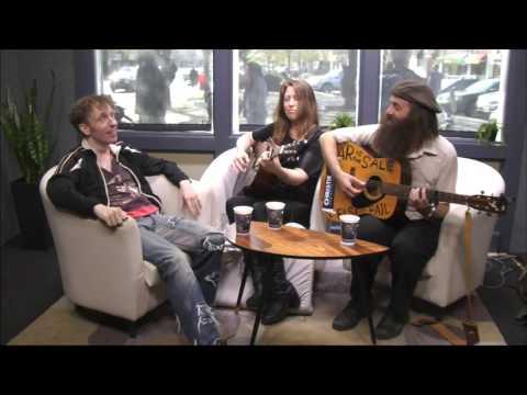 Warren Lynch, Rod Webber & I play music together