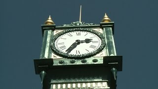 Clock restoration, Brockwell Park, Herne Hill.