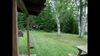 Private Camp & Land for Sale in New Brunswick, Canada