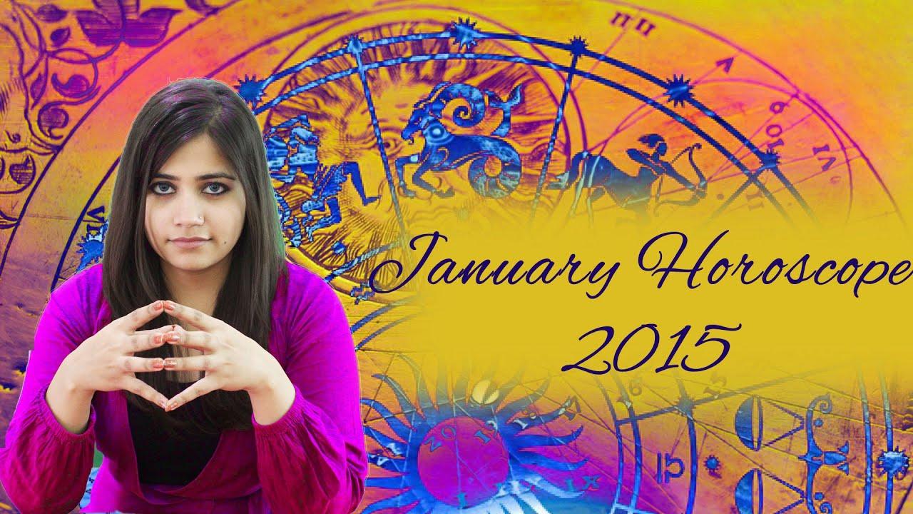 January Horoscope 2015 - Monthly Horoscope For January 2015