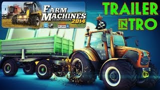 Farm Machines Championships 2014 Trailer Intro PC HD