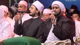 Lirboyo Bersholawat - Qulul Qulub Al Madad - Habib Syech & Mustafa Atef