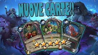 LE NUOVE CARTE!!! REVEAL & REVIEW #1 [HEARHTSTONE ITA]