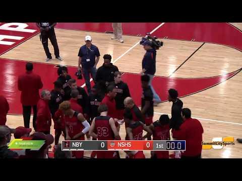 New Albany vs North Side | IHSAA Boys Basketball