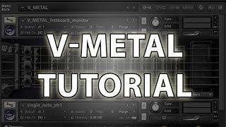 V-metal tutorial