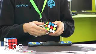 6.33 Official 3x3 Average