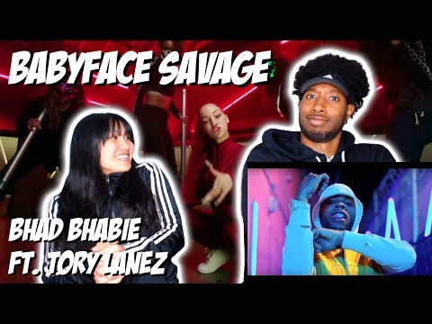 IS THIS A HIT?! | BHAD BHABIE FEAT. TORY LANEZ - BABYFACE SAVAGE | REACTION