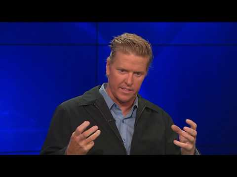 Jake Busey Talks New Role in