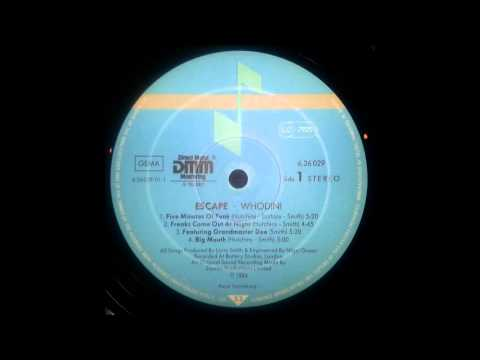 Whodini  Freaks come out at night LP Version