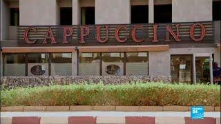 Gambar cover Burkina Faso : deux ans après l''attaque, le restaurant Cappuccino tente de se reconstruire