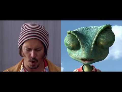 Rango behind the scenes- Breaking the Rules: Making Animation History: Now We Ride thumbnail