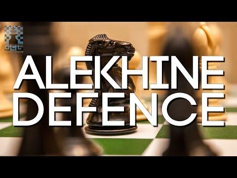 Alekhine Defence: The Fast Knight development! - FM Chris Dunworth