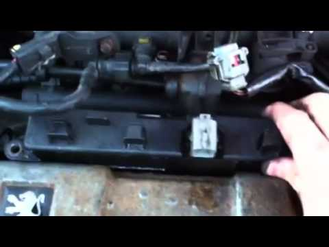 hqdefault peugeot 306 coilpack youtube peugeot 206 coil pack wiring diagram at fashall.co
