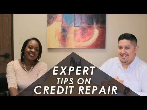 Houston Area Real Estate: Expert Tips on Credit Repair