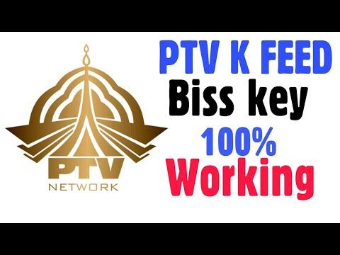 PTV K feed Biss key paksat 101% working